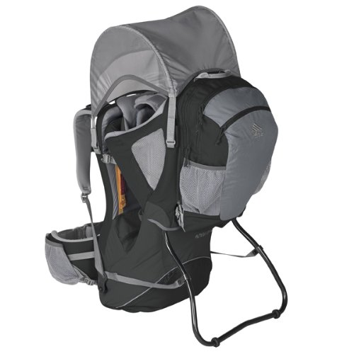Kelty Pathfinder 3.0 Child Carrier Black