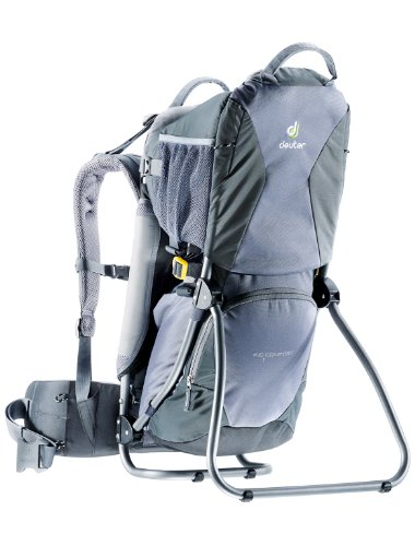 Deuter Kid Comfort I Child Carrier  Titanium Granite