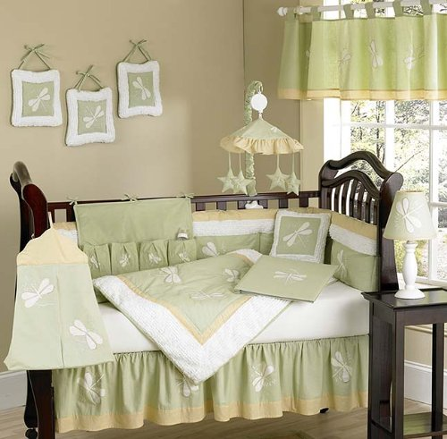 Green Nursery For Your Baby Itsy Bitsy Baby Mall