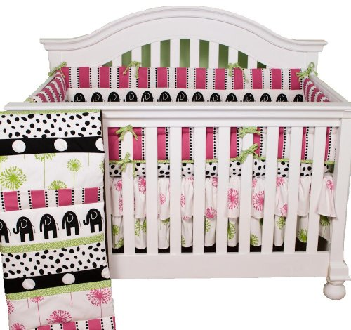 Cotton Tale Designs Hottsie Dottsie Crib Bedding Set