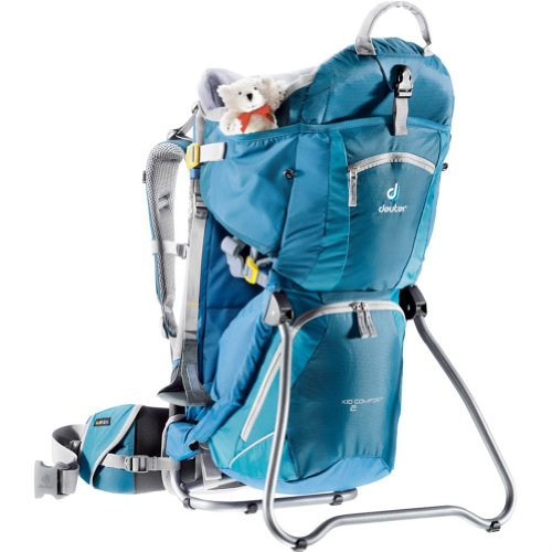 Deuter Kid Comfort II Child Carrier Arctic Denim