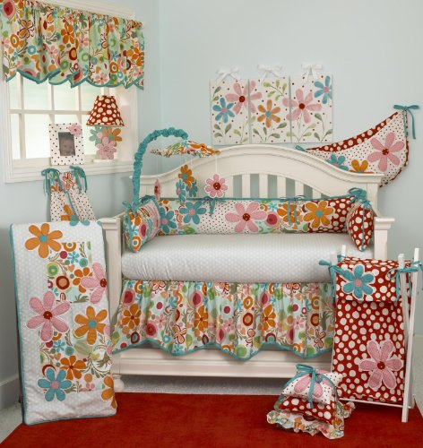 Lizzie 8 Piece Bedding Set by Cotton Tale Designs